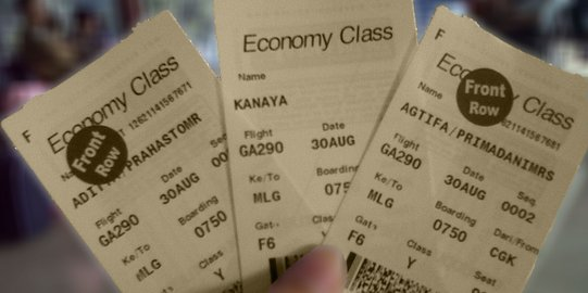 Maskapai Nasional Sepakat Turunkan Tarif Tiket Pesawat Dalam Negeri